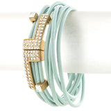 Lucky Lady Bracelet - Jewelry Buzz Box  - 1