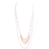Fabulous Fringe Necklace - Jewelry Buzz Box  - 1