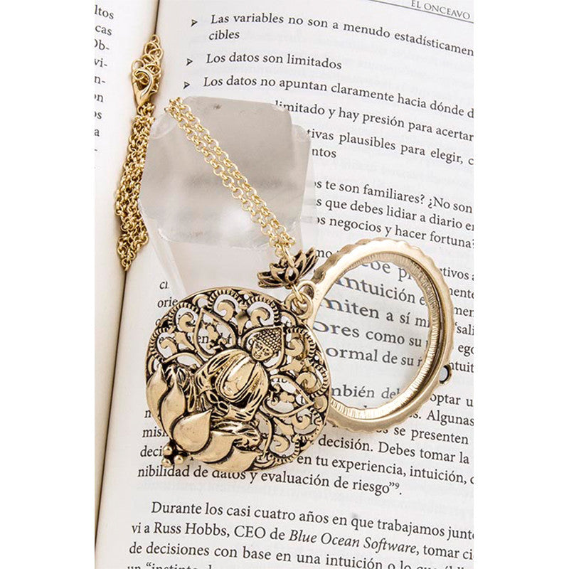 Zen Necklace - Jewelry Buzz Box  - 4