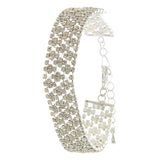 Rhinestone Bracelet - Jewelry Buzz Box  - 2