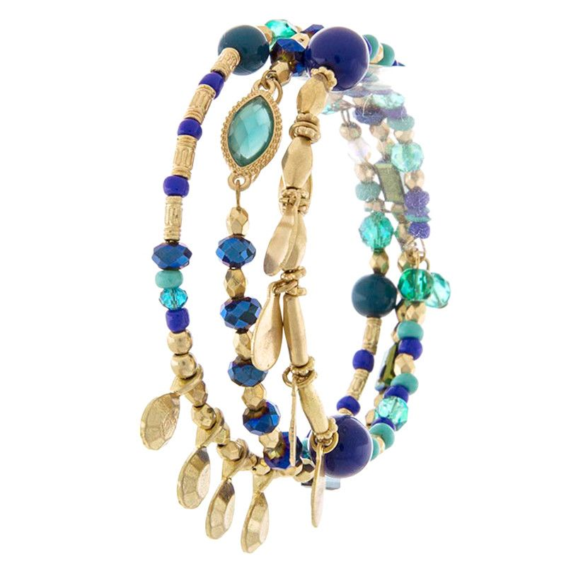 Bollywood Stretch Bracelet - Jewelry Buzz Box