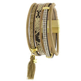 Twinkle Tassel Bracelet - Jewelry Buzz Box  - 3