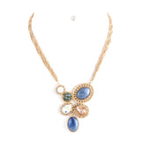 Masterpiece Necklace Set - Jewelry Buzz Box  - 1