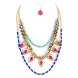 Shimmy Necklace Set - Jewelry Buzz Box