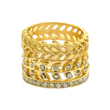 Nature Stack Bands - Jewelry Buzz Box  - 2