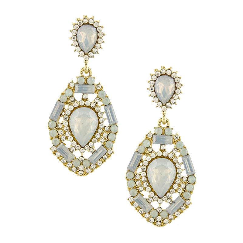 Luxury Drop Earrings - Jewelry Buzz Box  - 3