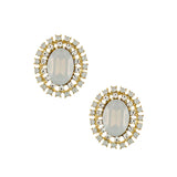 Dazzling Crystal Stud Earrings - Jewelry Buzz Box  - 4