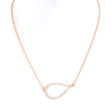 Parlor Pear Necklace - Jewelry Buzz Box  - 1