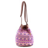 Neon Tribal Bucket Bag - Jewelry Buzz Box  - 4