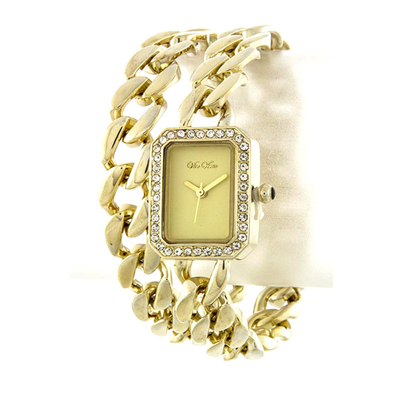 Chic Chain Watch - Jewelry Buzz Box  - 1