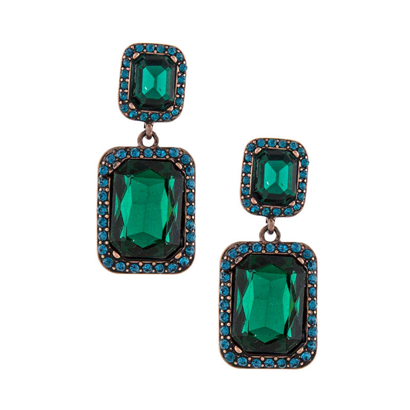 Radiant Crystal Earrings - Jewelry Buzz Box  - 2