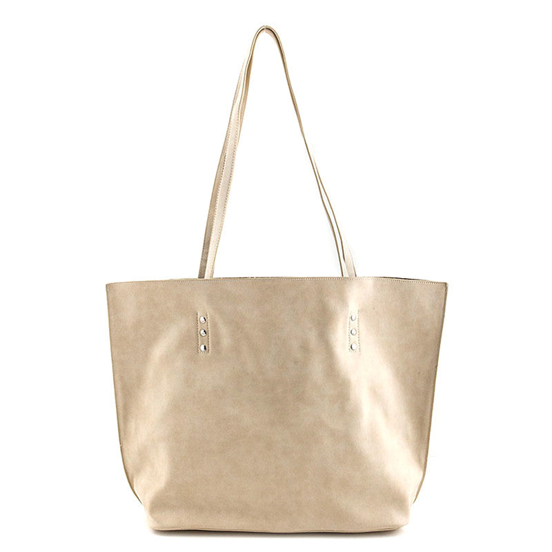 Wild Reversible Tote Bag - Jewelry Buzz Box  - 4
