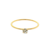 Crystal Delicate Ring Set - Jewelry Buzz Box  - 6