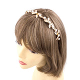 Glimmer Pearl Headband - Jewelry Buzz Box  - 2