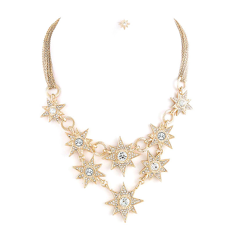 Star Gazer Necklace - Jewelry Buzz Box  - 2