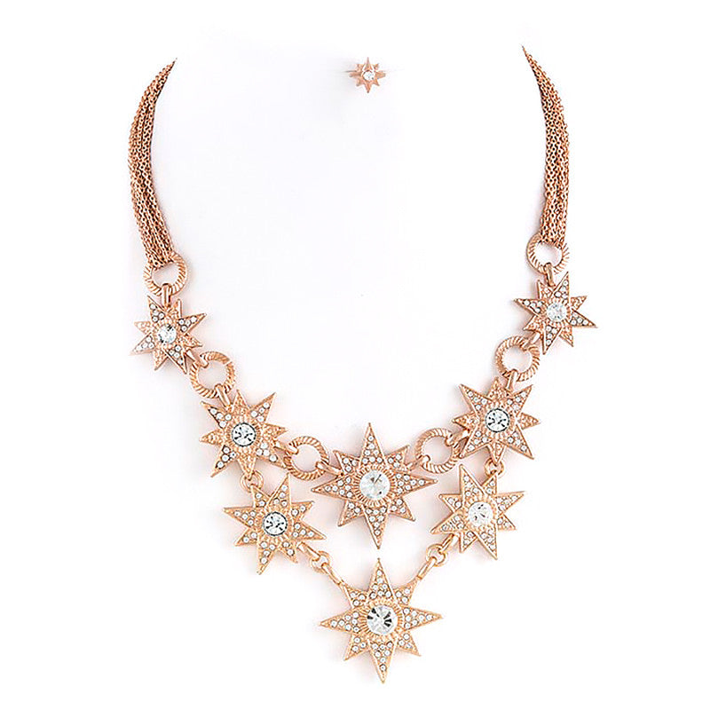 Star Gazer Necklace - Jewelry Buzz Box  - 3
