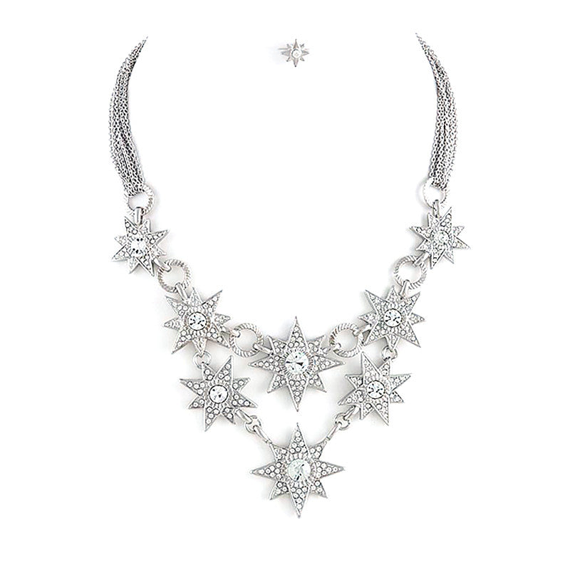 Star Gazer Necklace - Jewelry Buzz Box  - 1