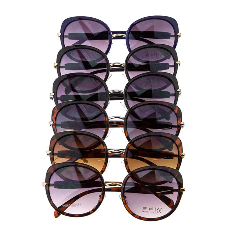 Wild Diva Sunglasses - Jewelry Buzz Box  - 4