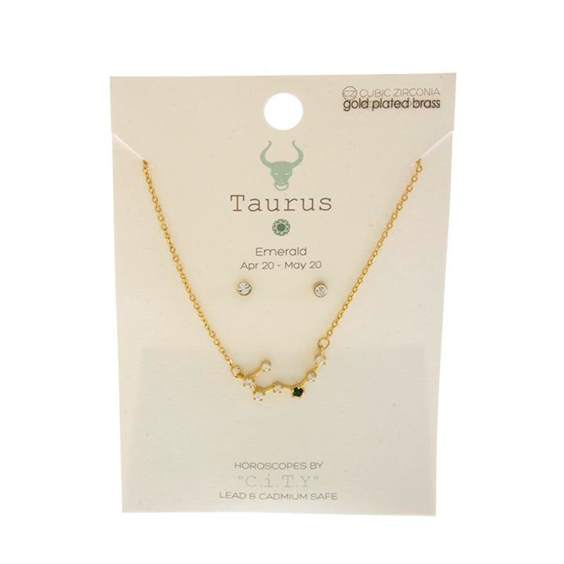 Horoscope Necklace Set - Jewelry Buzz Box  - 19