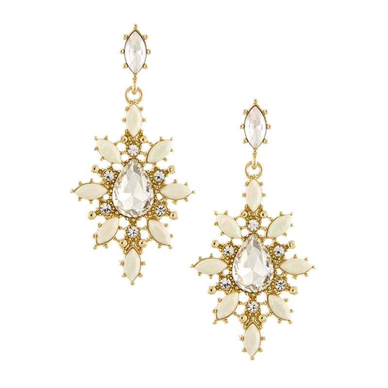 Classic Drop Earrings - Jewelry Buzz Box  - 2