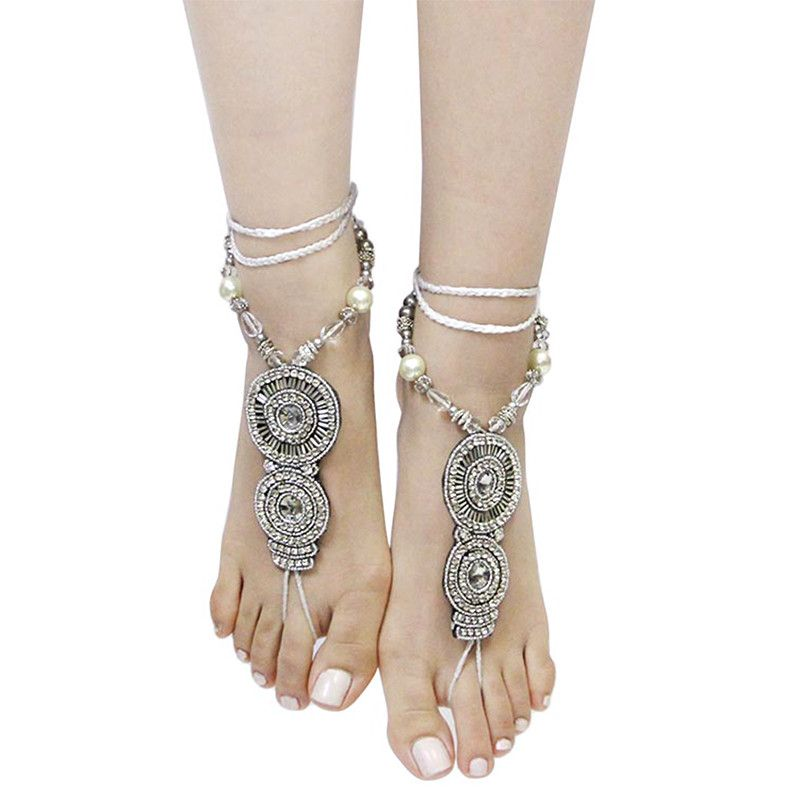 Bohemian Toe Anklet - Jewelry Buzz Box  - 2