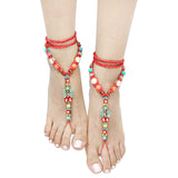 Flavor Toe Ankle Bracelet Set - Jewelry Buzz Box  - 1