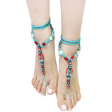 Flavor Toe Ankle Bracelet Set - Jewelry Buzz Box  - 2