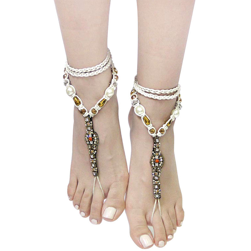 Flavor Toe Ankle Bracelet Set - Jewelry Buzz Box  - 3
