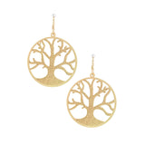 Growth Earrings - Jewelry Buzz Box  - 1