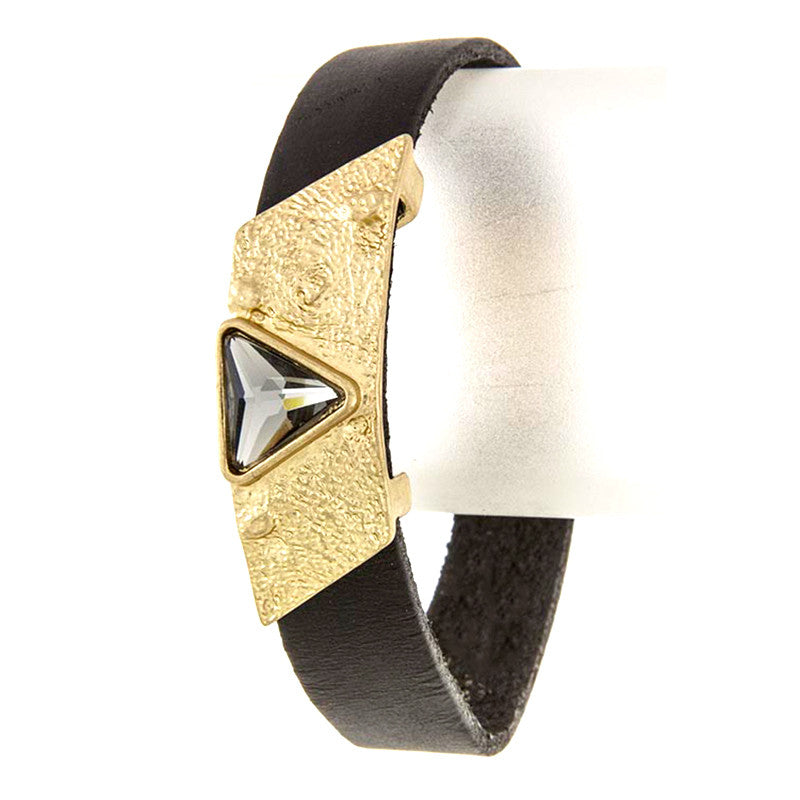 Triangle Wrap Bracelet - Jewelry Buzz Box  - 2