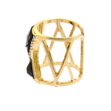 Tempt Triangle Ring - Jewelry Buzz Box  - 4