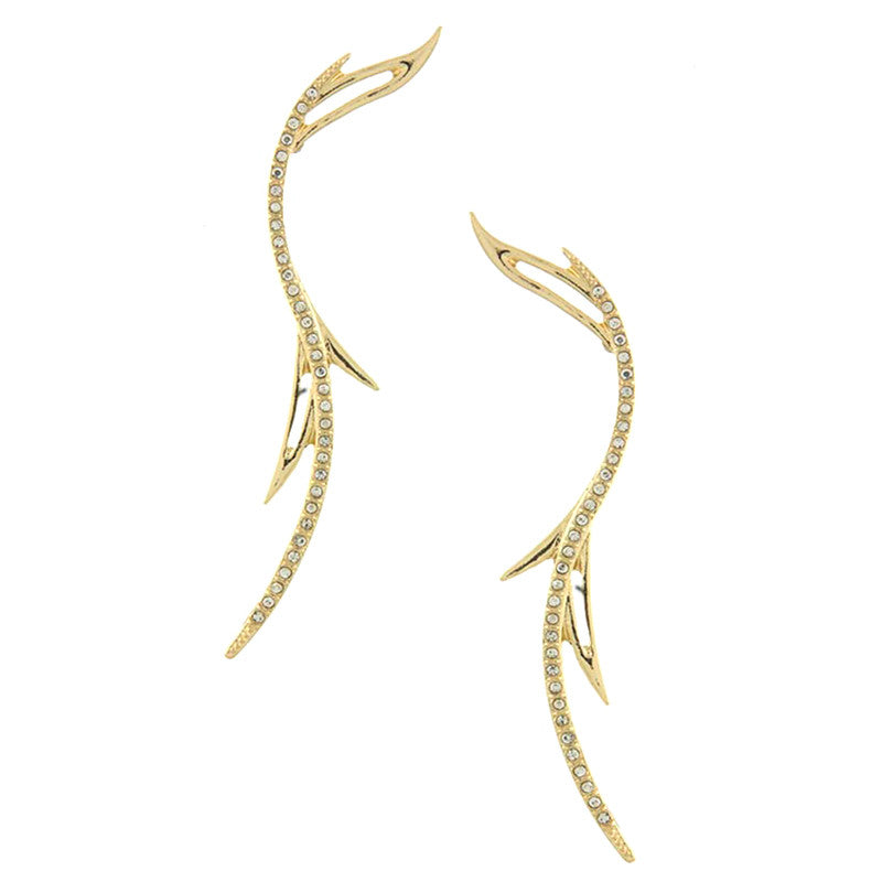 Elegant Ear Cuff Earrings - Jewelry Buzz Box  - 1