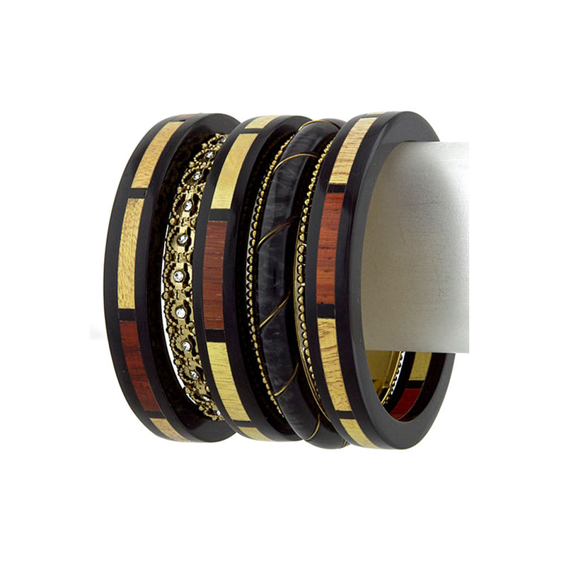 Indian Pop Bangles - Jewelry Buzz Box  - 1