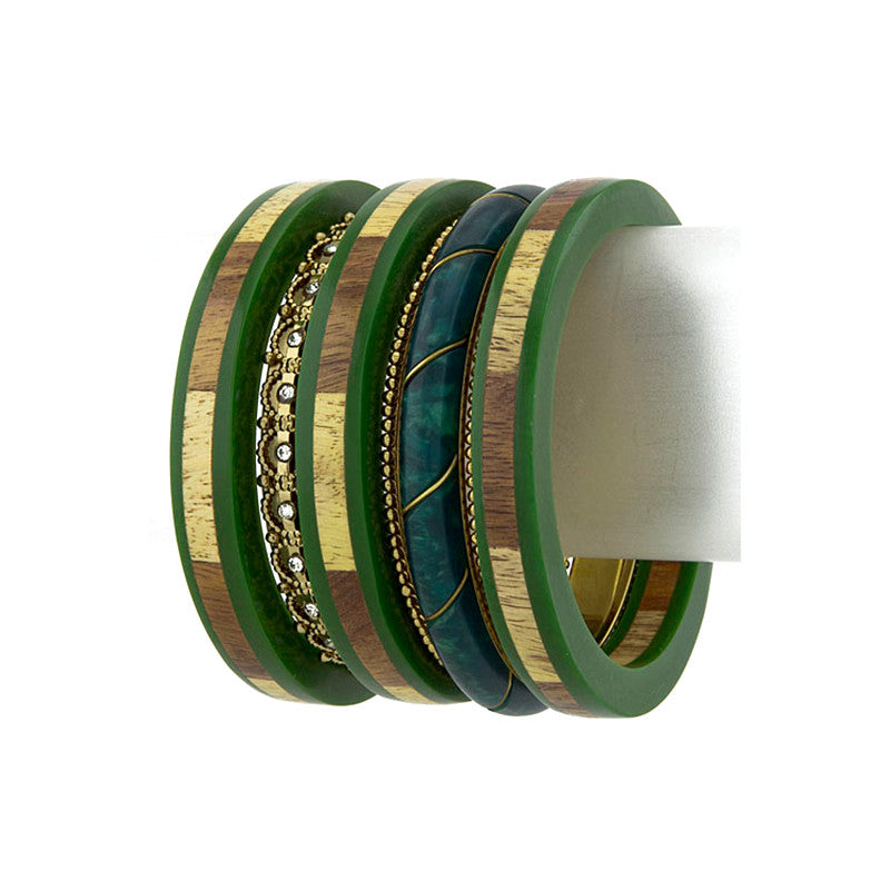 Indian Pop Bangles - Jewelry Buzz Box  - 2