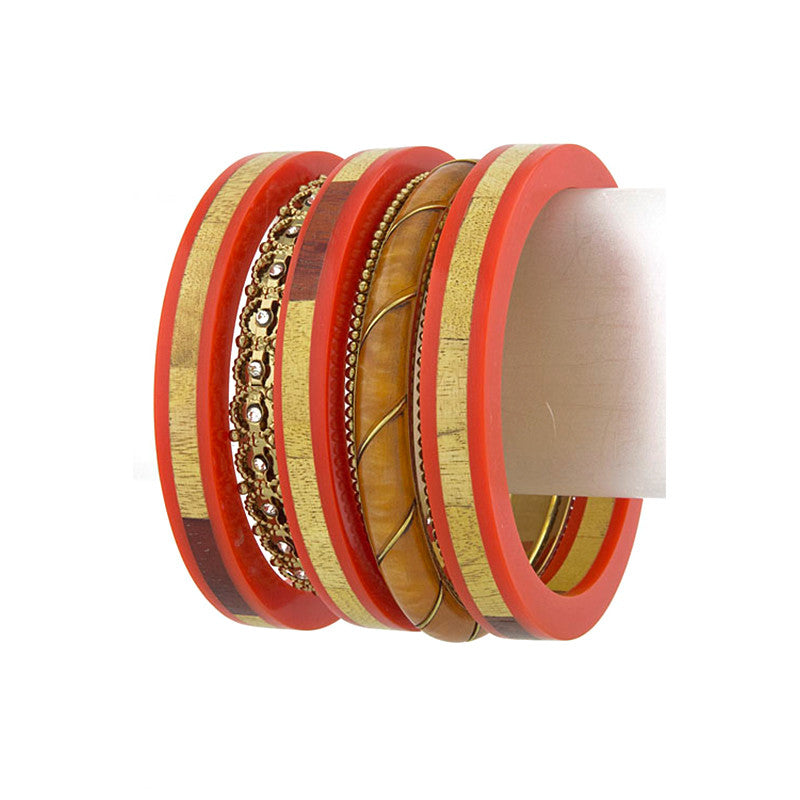 Indian Pop Bangles - Jewelry Buzz Box  - 3