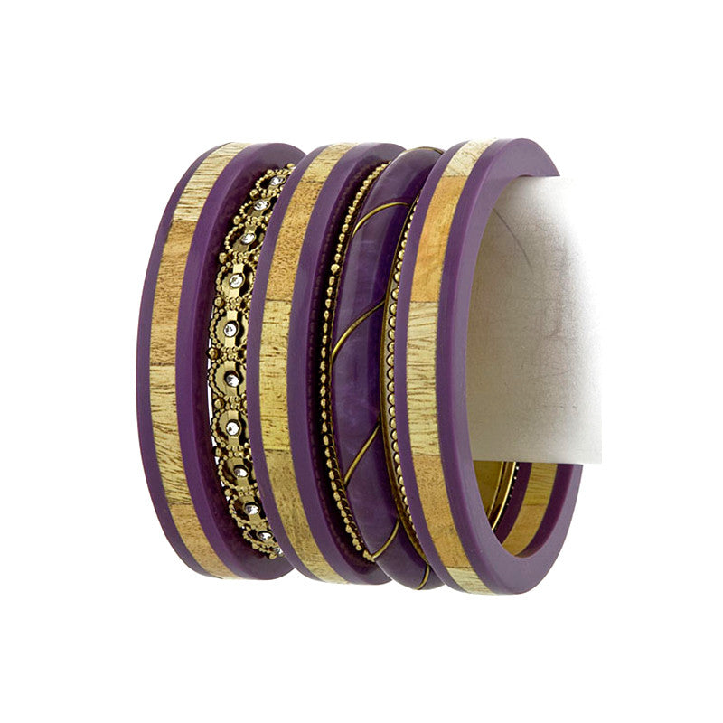 Indian Pop Bangles - Jewelry Buzz Box  - 6