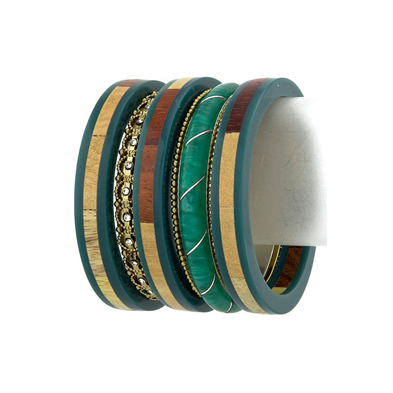 Indian Pop Bangles - Jewelry Buzz Box  - 4