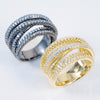 Wrap It Up Ring - Jewelry Buzz Box  - 5