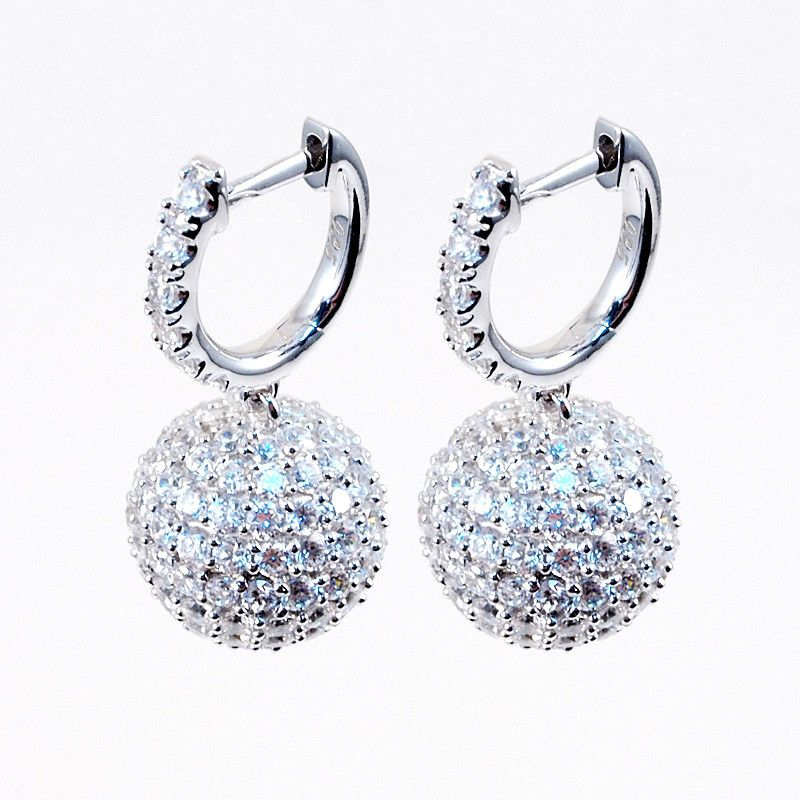 Ball Drop Earrings - Jewelry Buzz Box  - 4