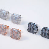 Sexy Square Studs - Jewelry Buzz Box  - 5