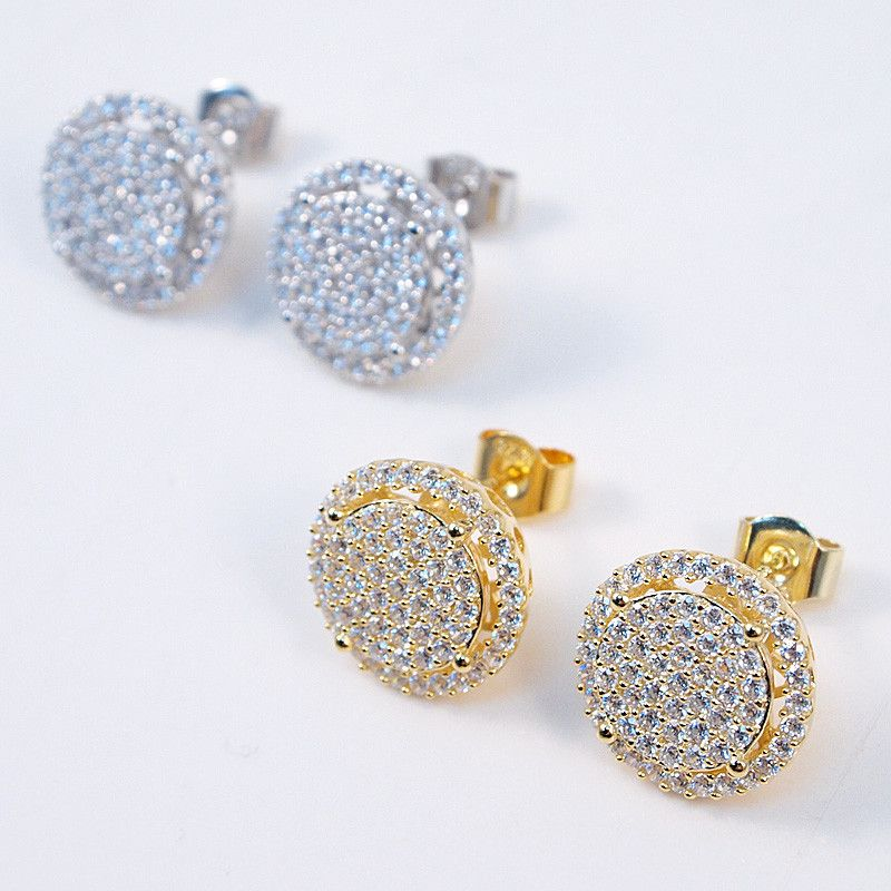 Around We Go Studs - Jewelry Buzz Box  - 2