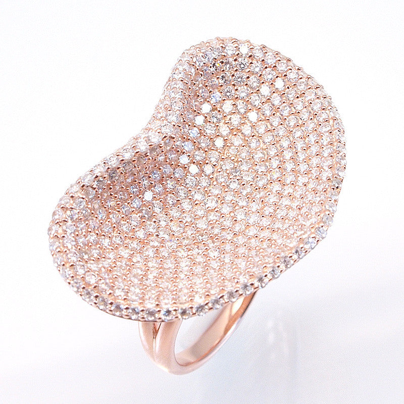 Hot Heart Ring - Jewelry Buzz Box