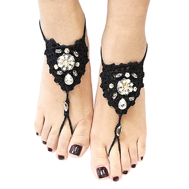 Feet Treat Anklet Set - Jewelry Buzz Box  - 1