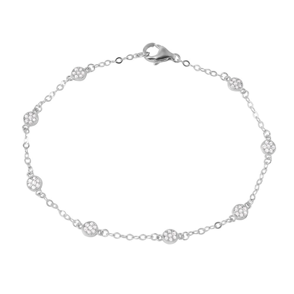 Noble Silver Bracelet - Jewelry Buzz Box