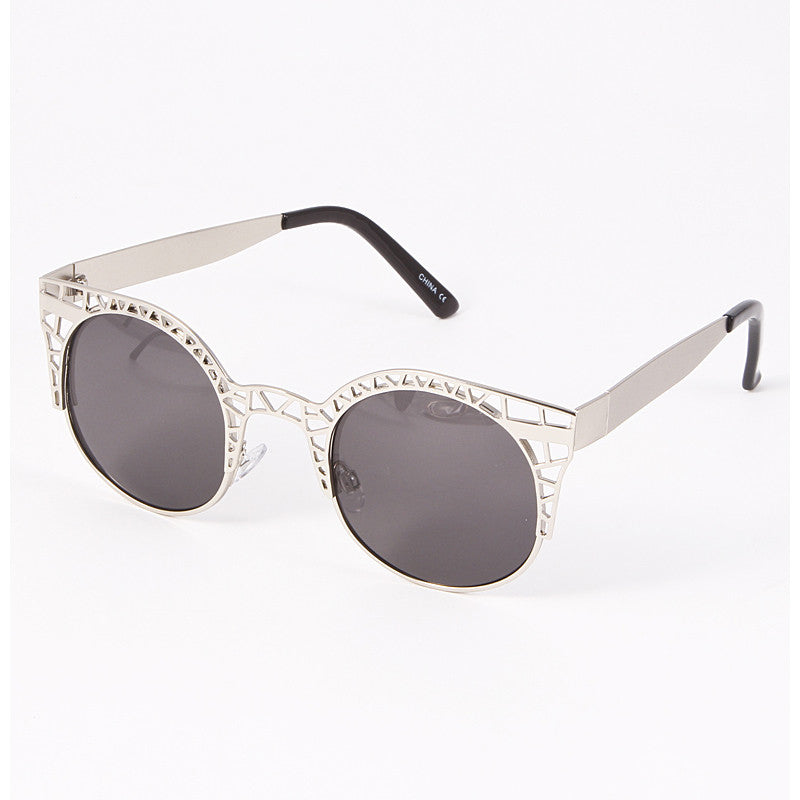Cut Out Sunglasses - Jewelry Buzz Box  - 3