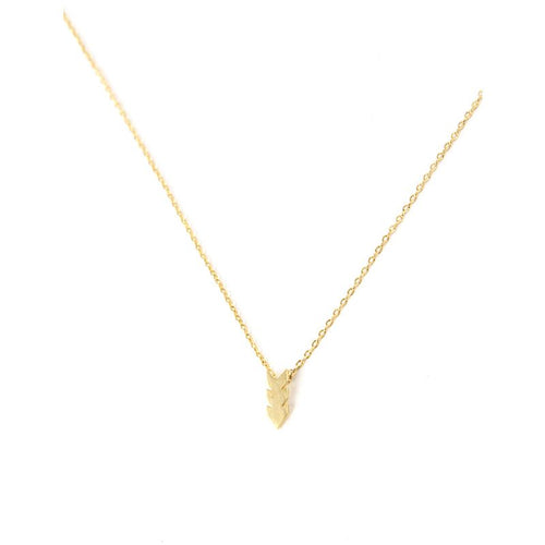 Adorable Arrow Necklace - Jewelry Buzz Box  - 2