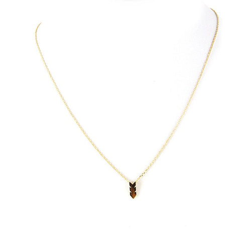 Adorable Arrow Necklace - Jewelry Buzz Box  - 1