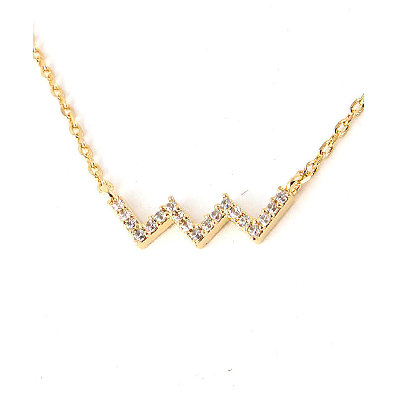 Chevy Sparkle Necklace - Jewelry Buzz Box  - 1
