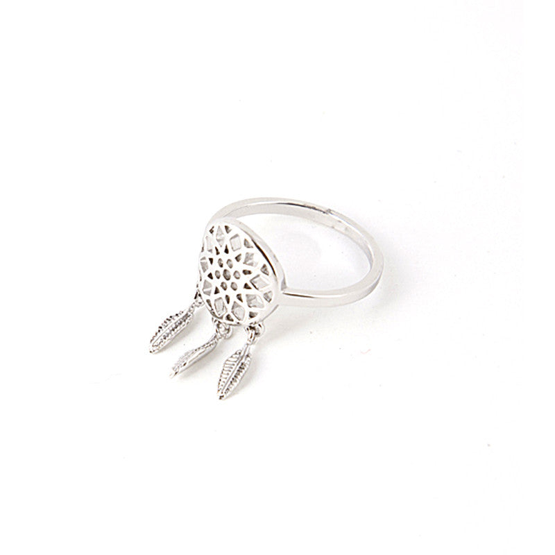 Dream Catcher Ring - Jewelry Buzz Box  - 6