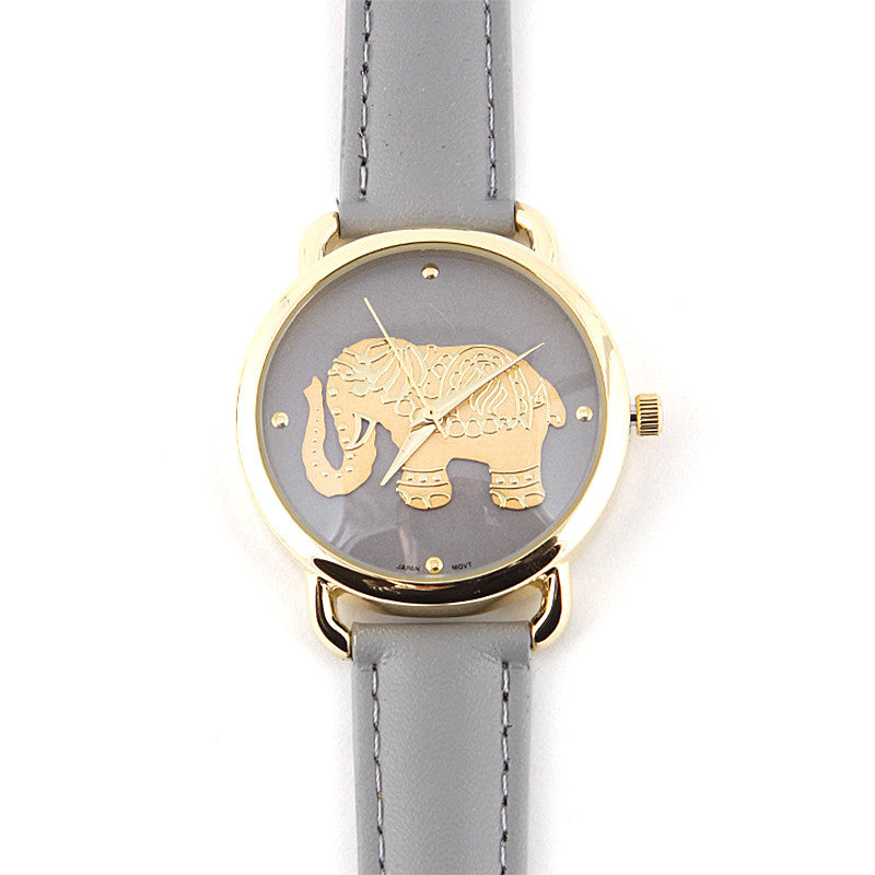 Enchanting Elephant Watch - Jewelry Buzz Box  - 3